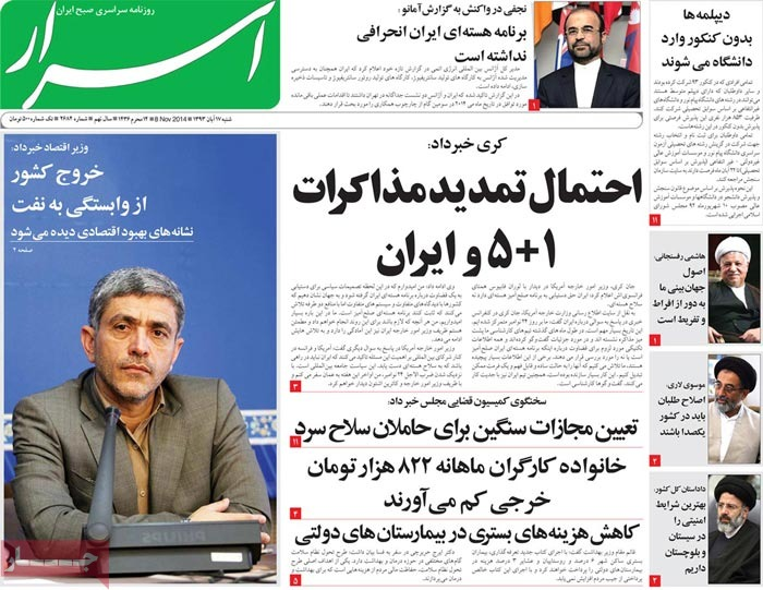 Asrar Newspaper